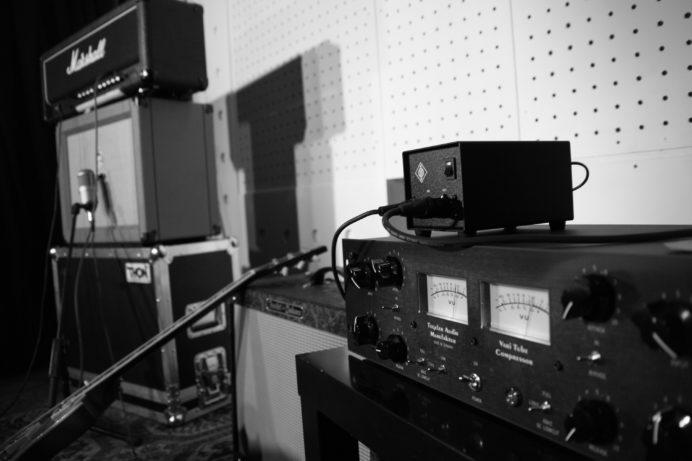 Tonstudio Audiospektrum Titelbild