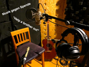 Musik gegen Spende